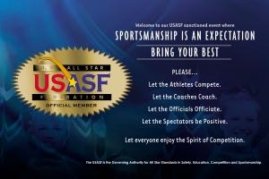 USASF Sporstmanship